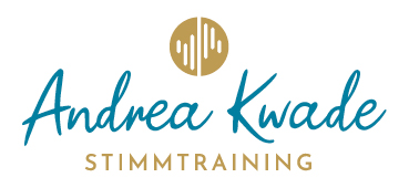 Stimmtraining Andrea Kwade